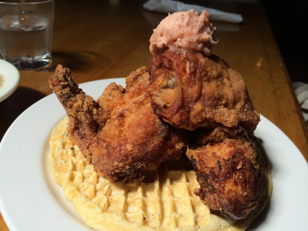 Blue Jay Cafe Chicken and Waffles