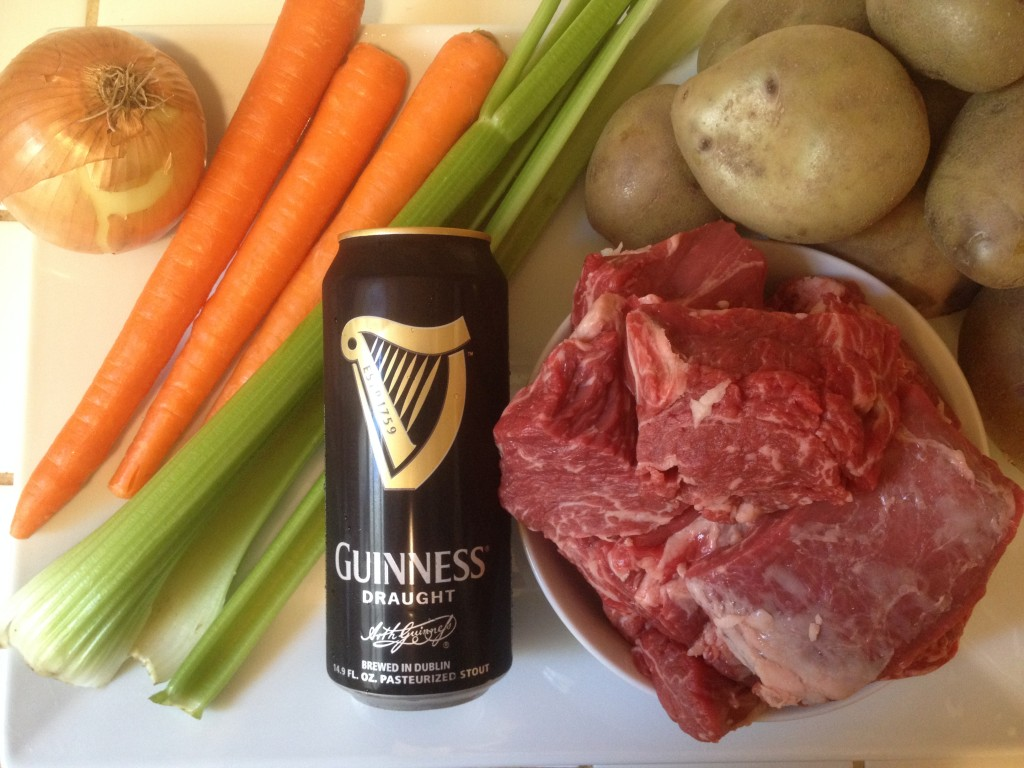 Paul's Guiness Stew