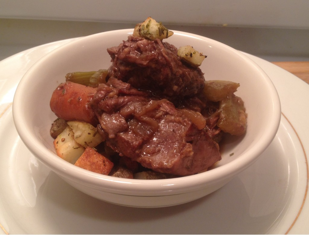 Guinness Stew pic