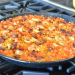 Spanish Paella by guest chef Autria